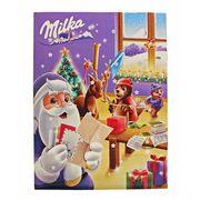 Адвент Календарь Дед Мороз и помощники Milka шоколад 90 гр, фото 1