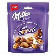 Печенье с шоколадом Мини Кукис Mini Cookies Milka 110 гр, фото 1