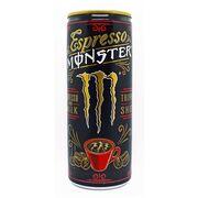 Энергетик кофейный Espresso Monster 250 мл, фото 1