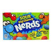 Конфеты с кислым центром Sour Big Chewy Nerds Wonka 120 гр, фото 1
