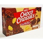 Хрустящие кусочки темный шоколад Choco Crossies Dark Nestle 150 гр, фото 1