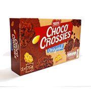 Хрустящие кусочки с миндалем Choco Crossies Original Nestle 150 гр, фото 1