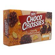 Чипсы Шоколад и Солёная карамель Choco Crossies Salted Caramel Nestle 150 гр, фото 1