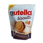 Бисквитное печенье с пастой Нутелла Biscuits Nutella Ferrero 304 гр, фото 1