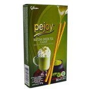 Палочки с кремом зеленый чай Матча Pejoy Pocky Glico 37 гр, фото 1