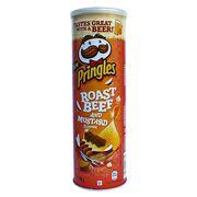 Чипсы Ростбиф с горчицей Roast Beef and Mustard Pringles 165 гр, фото 1