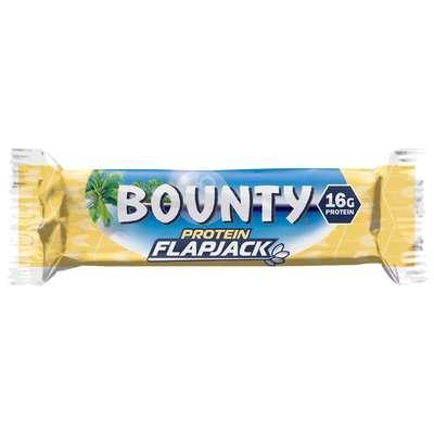 Шоколадный батончик с протеином Bounty Protein Flap Jack 65 гр, фото 1