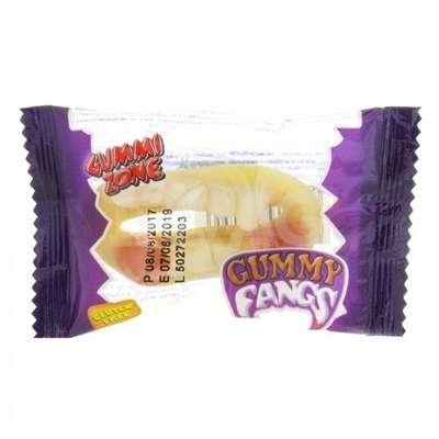 Мармелад Челюсти вампиров Gummi Zone Gummy Fangs 99 гр, фото 3