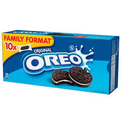 Классическое печенье в большой упаковке Oreo Family Format 440 гр, фото 1