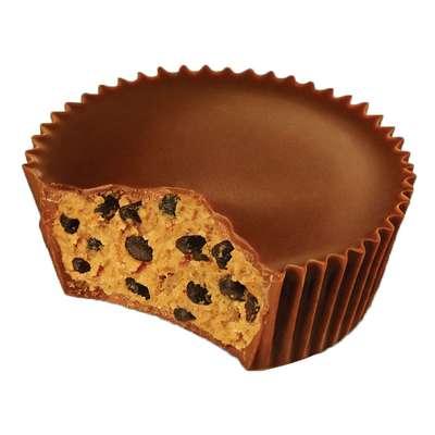 Тарталетки арахисовая паста и печенье Reese's Cranchy Cookie Big Cup King Size 75 гр, фото 2