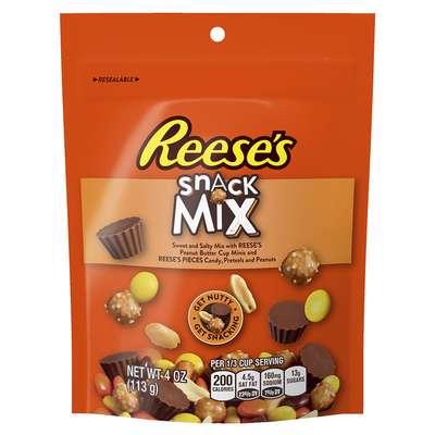 Ассорти конфет драже печенья арахиса Reese's Snack Mix 113 гр, фото 1
