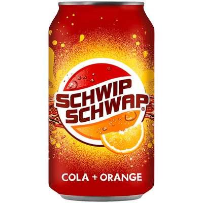 Schwip Schwap Cola&Orange 330ml, фото 1