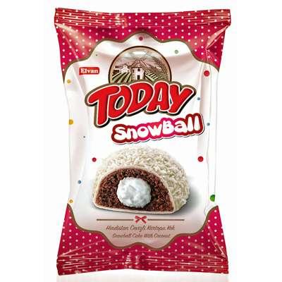 Кекс Today Snowball Coconut 50 гр, фото 1