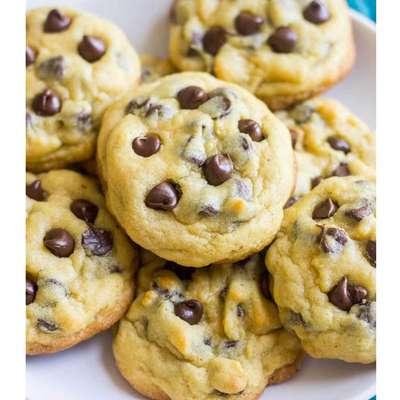 Кокосовое печенье с шоколадом Bounty Cookies 180 гр, фото 4
