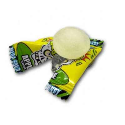 Самые кислые леденцы желтая банка 4 вкуса Brain Blasterz 48 гр, фото 7