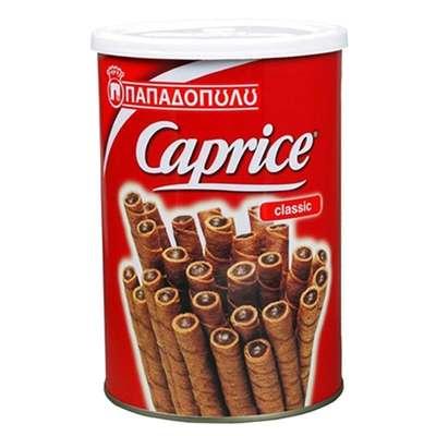 Вафли венские с фундуком и шоколадным кремом Caprice 250 гр, фото 1