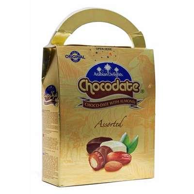 Финики в шоколаде Chocodate Classic Assorted Bag Style 180 гр, фото 1