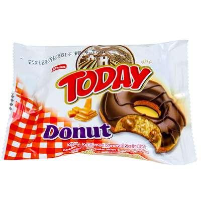 Пончик со вкусом карамели Donut Today 50 гр, фото 1