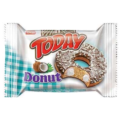 Пончик со вкусом кокоса Donut Today 50 гр, фото 1