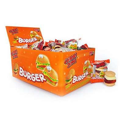Мармелад мини-бургер Gummi Zone Burger 9 гр, фото 2