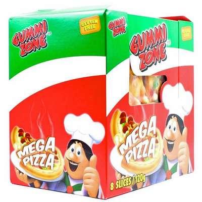 Мармелад Мега Пицца Gummi Zone Mega Pizza 120 гр, фото 3