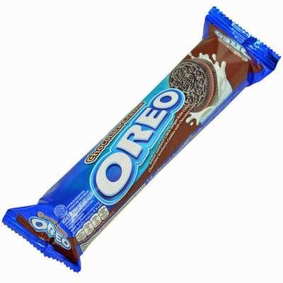 Печенье c шоколадным кремом Oreo Chocolate Creme 137 гр, фото 1