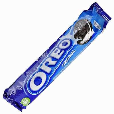 Печенье какао с ванильной начинкой Oreo Original 154 гр, фото 1