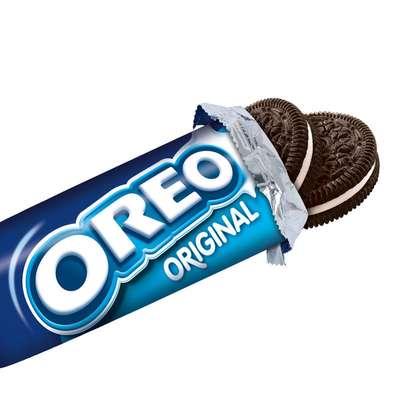 Печенье какао с ванильной начинкой Oreo Original 154 гр, фото 2
