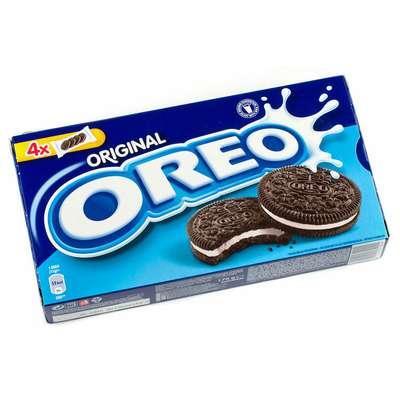 Классическое печенье в подарочной упаковке Oreo Original 176 гр, фото 1