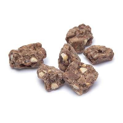 Хрустяшки мини чипсы в молочном шоколаде Reese's Crunchers 184 гр, фото 2