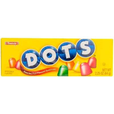 Жевательные Конфеты Dots 64 гр, фото 2