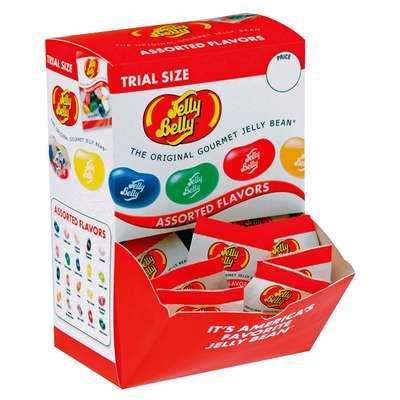 Упаковка драже Jelly Belly 20 вкусов 80 шт по 10 гр, фото 3
