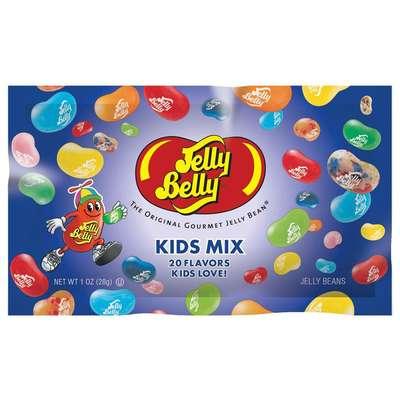 Ассорти конфет Jelly Belly Kids Mix 28 гр, фото 1