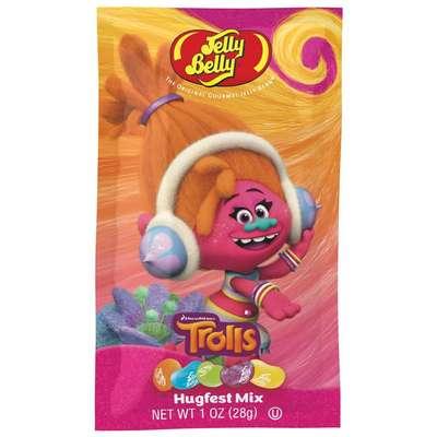 Жевательные конфеты Jelly Belly Trolls 28 гр, фото 3