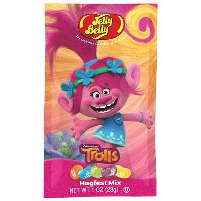 Жевательные конфеты Jelly Belly Trolls 28 гр, фото 1