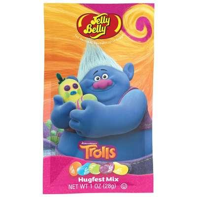 Жевательные конфеты Jelly Belly Trolls 28 гр, фото 2