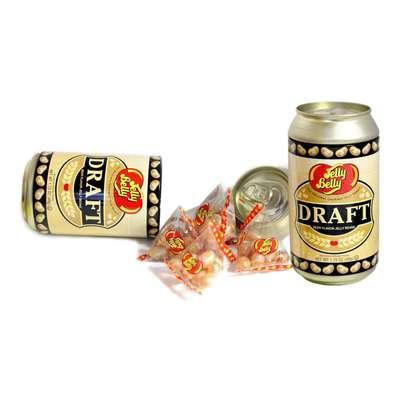 Банка с конфетами вкуса разливного пива Jelly Belly Draft Beer 49 гр, фото 3