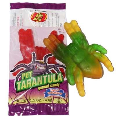 Тарантул жевательный мармелад Jelly Belly Tarantul 42 гр, фото 4