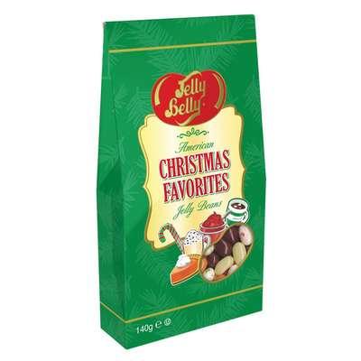Рождественские напитки и сладости ассорти Jelly Belly 140 гр, фото 1