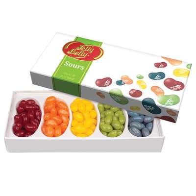 Ассорти Кислые фрукты 5 вкусов Jelly Belly 125 гр, фото 1