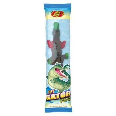 Жевательный мармелад Крокодил Jelly Belly Pet Gator 85 гр, фото 2