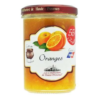 Джем северного Прованса из апельсина 55% фруктов 240 гр, фото 1