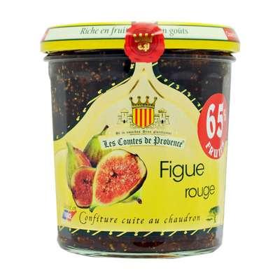 Джем из красного инжира 65% фруктов средиземноморский рецепт 340 гр, фото 1