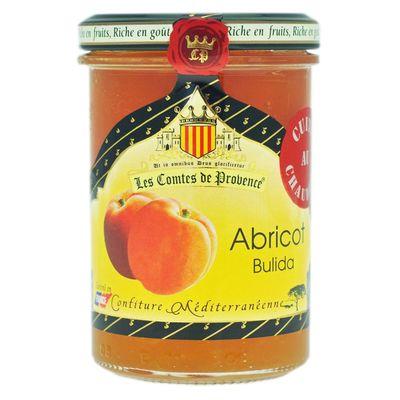 Джем Гурмэ из абрикоса Булида 55% фруктов Les Comtes de Provence 250 гр, фото 1