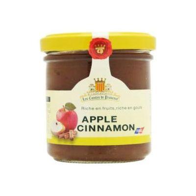 Джем из яблока с корицей Les Comtes de Provence 170 гр, фото 1