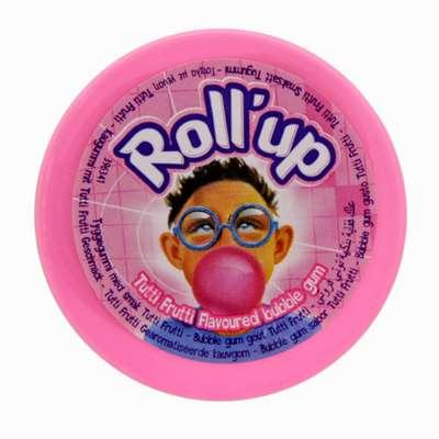 Жевательная резинка Roll Up Tutti Frutti Lutti 29 гр, фото 4
