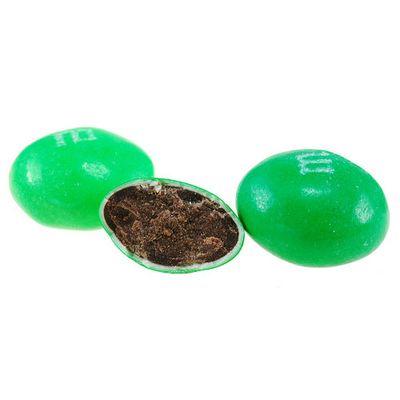 Драже темный шоколад и мята M&M's Dark Mint 42 гр, фото 4