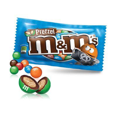 Драже молочный шоколад с крендельками M&M's Pretzel 32 гр, фото 3