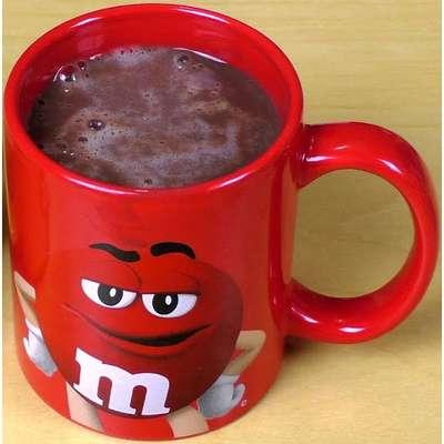 Шоколадный молочный коктейль M&M's Choco Milk Drink 350 мл, фото 2