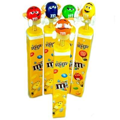 M&M's Peanut Popper Top Игрушка и конфеты 140 гр, фото 2